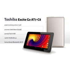 TOSHIBA EXCITE AT7-C8 Intel Atom 1,83GHz 8GB