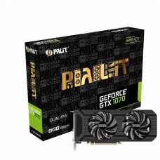 Palit GeForce GTX 1070 DUAL 8GB DDR5 256BIT DVI/HDMI/3DP
