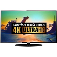 "TELEWIZOR LED 55"" Smart TV PHILIPS 55PUS6162 4K UHD"