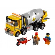 LEGO CITY BETONIARKA 60018